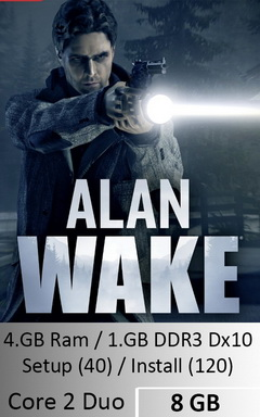 Alan Wake  [ 8 GB ]